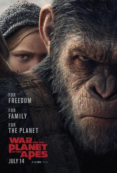 Maymunlar Cehennemi 3: Savaş 2017 HDCAM XviD – Türkçe Dublaj indir
