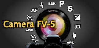 Camera FV-5 v3.31 APK Full İndir