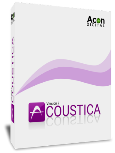 Acoustica Premium Edition 7.0.5 | Katılımsız