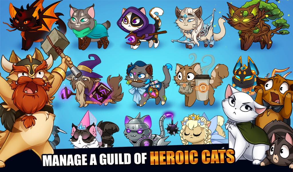 Castle Cats Apk Mod