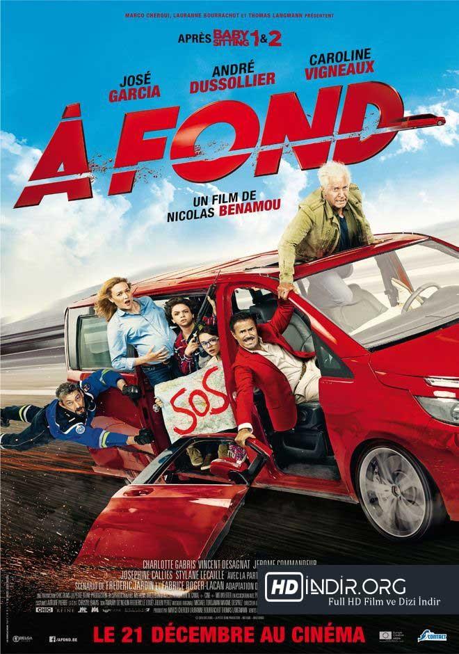 Frensiz - A Fond (2016) Türkçe Dublaj HD Film indir