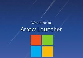 Arrow Launcher Apk Full İndir