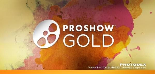 Photodex ProShow Gold 9.0.3769 Full İndir