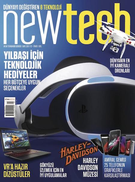 Newtech Aralık 2017