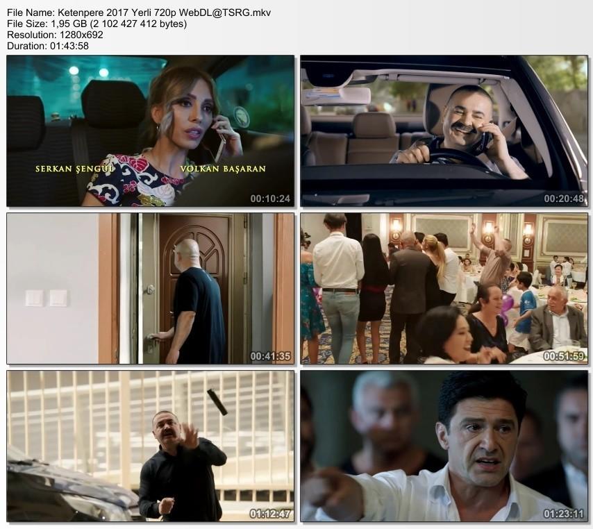 Ketenpere 2017 Filmi