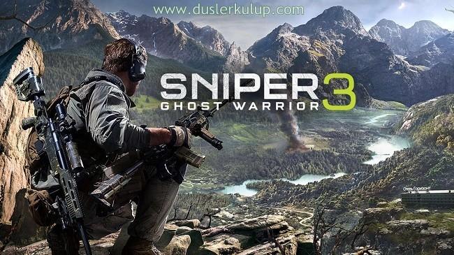 Sniper Ghost Warrior 3 2017 Savaş Oyununu Full Son Sürüm İndir