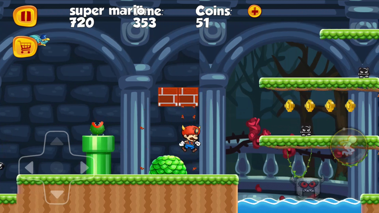 Super Jungle World Run Android
