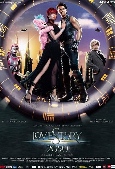 Love Story 2050 2008 Türkçe Altyazılı Hint Filmi indir