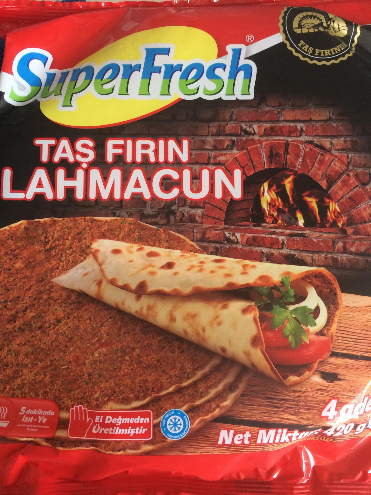 Superfresh Taş Fırın Lahmacun Rezalet Sayfa 1 1