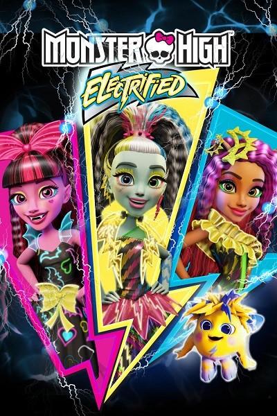 Monster High: Elektrik Akımı 2017 (Türkçe Dublaj) BRRip x264