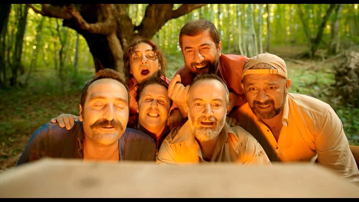 Çakallarla Dans 4 2016 (Yerli Film) 720p - 1080p Bipsiz - Yazısız - VKRG