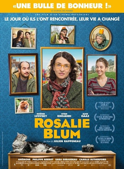 Rosalie Blum 2015 (Türkçe Dublaj) DVDRip XviD – indir