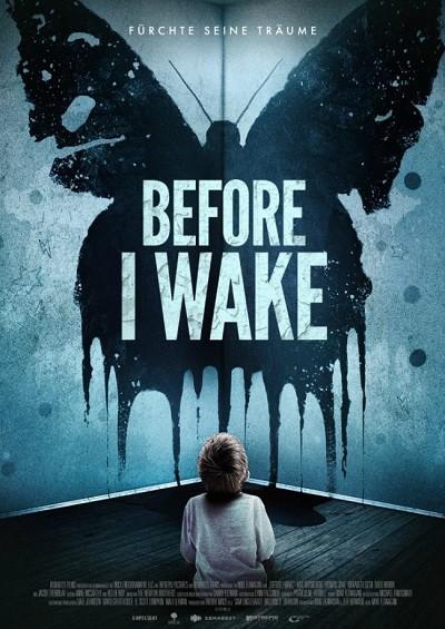 Kabustan Gelen - Before I Wake 2016 (Türkçe Dublaj) BDRip XviD
