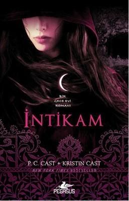 P.C. Cast Kristin Cast İntikam Pdf