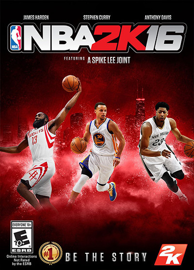 NBA 2K16-CODEX | Mega.co.nz - Mail.ru - Uptobox PC Oyun indir