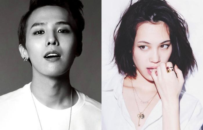 G-Dragon ve Kiko Mizuhara Ayr�ld� /// 27 A�ustos 2015