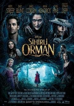 Sihirli Orman - Into the Woods 2014 Türkçe Dublaj MP4