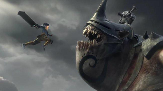 Ejder Yuvası  - Dragon Nest: Warriors' Dawn 2014 BRRip XviD Türkçe Dublaj - Tek Link