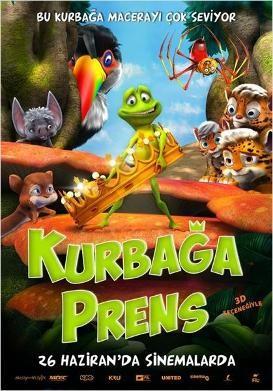 Kurbağa Prens – Ribbit 2014 BRRip XviD Türkçe Dublaj  – Tek Link