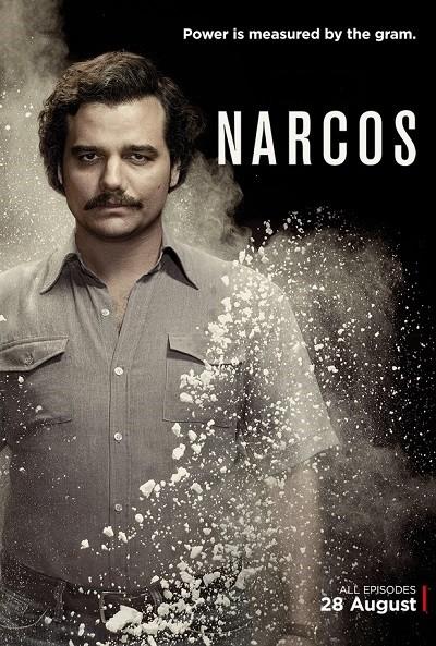Narcos  1.Sezon Tüm Bölümler  (720p - WEB-DL XviD ) Türkçe Dublaj - Tek Link