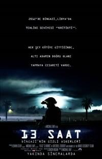 13 Saat: Bingazi'nin Gizli Askerleri – 13 Hours: The Secret Soldiers of Benghazi 2016 BRRip XviD Türkçe Dublaj – Tek Link