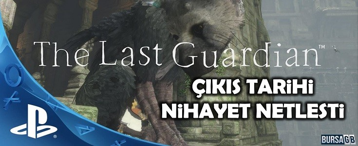 The Last Guardian'ın Çıkış Tarihi Netleşti