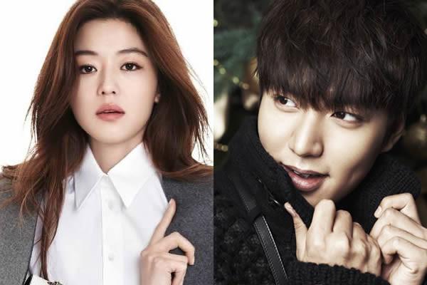 """Jun Ji-Hyun ve Lee Min-Ho'nun """"The Legend of the Blue Sea"""" Dizisinde Birlikte Rol Alacakları Doğrulandı"""