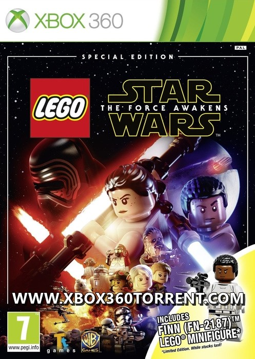 LEGO Star Wars The Force Awakens Xbox 360 Oyun İndir [MEGA] [FULL-ISO] [Region Free]