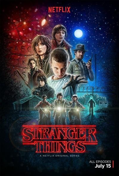 Stranger Things 1.Sezon Tüm Bölümler ( WEBRip 720p ) DuaL TR-ENG - Tek Link