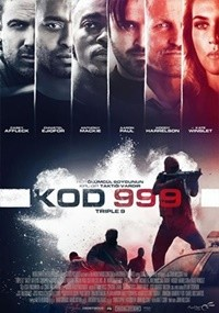 Kod 999 – Triple 9 2016 BRRip XviD Türkçe Dublaj – Tek Link