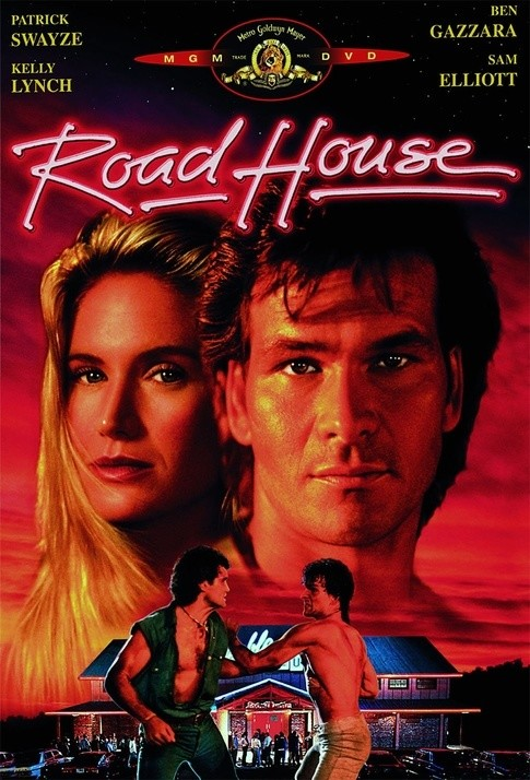 Bar Fedaisi - Road House (1989) - türkçe dublaj film indir