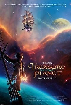 Define Gezegeni-Treasure Planet 2002 Türkçe Dublaj DVDRip indir