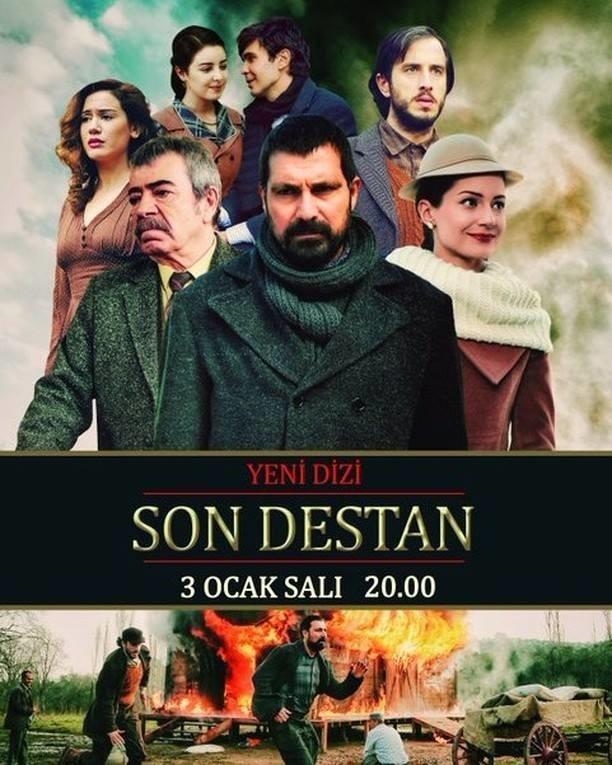 Son Destan WEB-DL x264 – 720p – 1080p Güncel Tüm Bölümler – Yerli Dizi indir