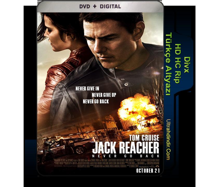 jack reacher asla geri donme film indir