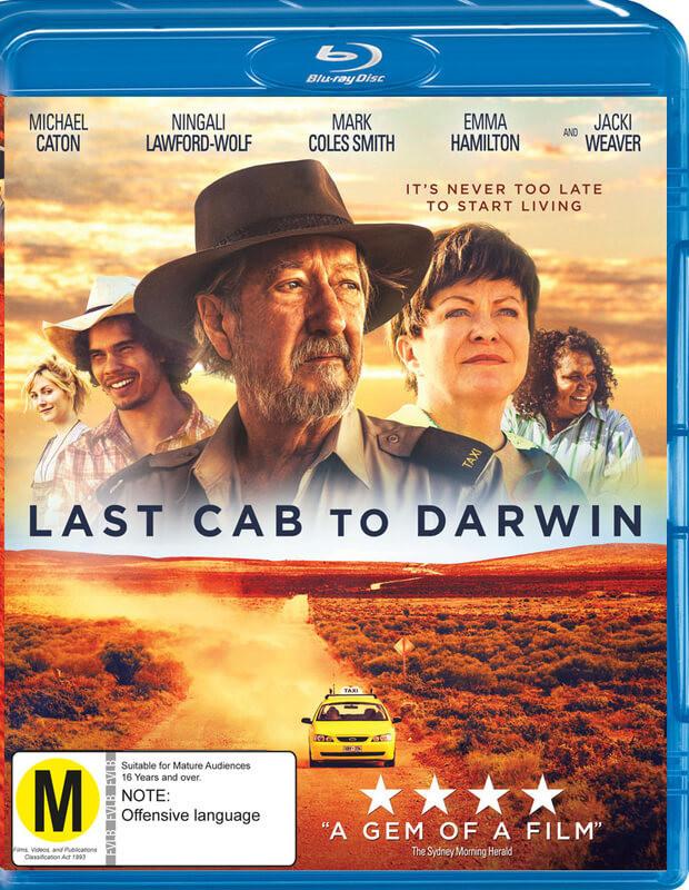 Darwin'e Son Taksi – Last Cab to Darwin 2015 BluRay 720p – 1080p DUAL TR-ENG – Film indir
