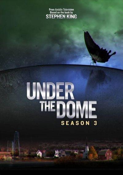 Kubbenin Altında – Under the Dome (2013–) Yabancı Dizi Sezon 3 Türkçe Dublaj indir