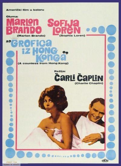 Hong Kong'lu Kontes - A Countess from Hong Kong (1967) türkçe dublaj full film indir