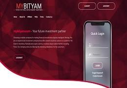 Mybityam.com screenshot