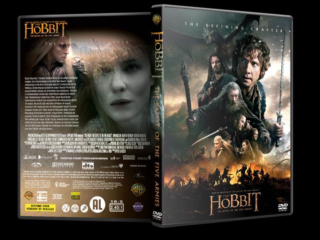 Hobbit: Beş Ordunun Savaşı 2014 DVD-5 DuaL TR-ENG – Tek Link