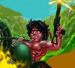 Rambo Ormanda Oyunu