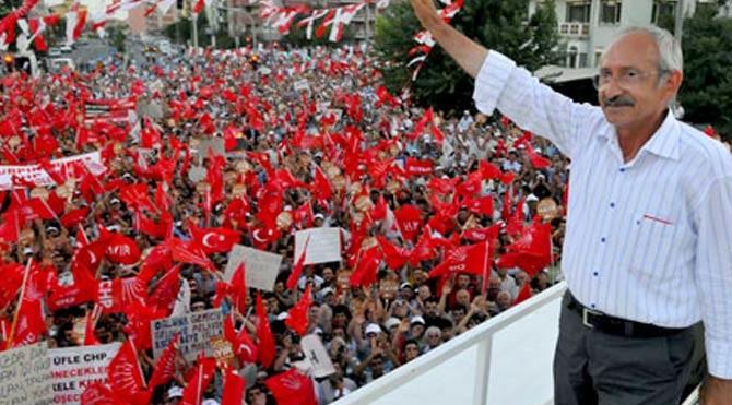 Kılıçdaroğlu: Bu ülkede yoksul kalmayacak