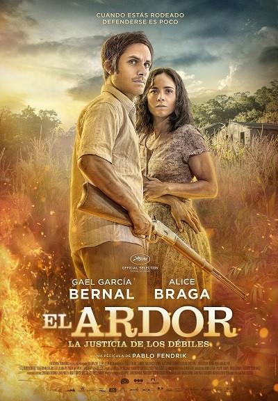 Orman Kanunları – El Ardor 2014 (Türkçe Dublaj) BRRip XviD