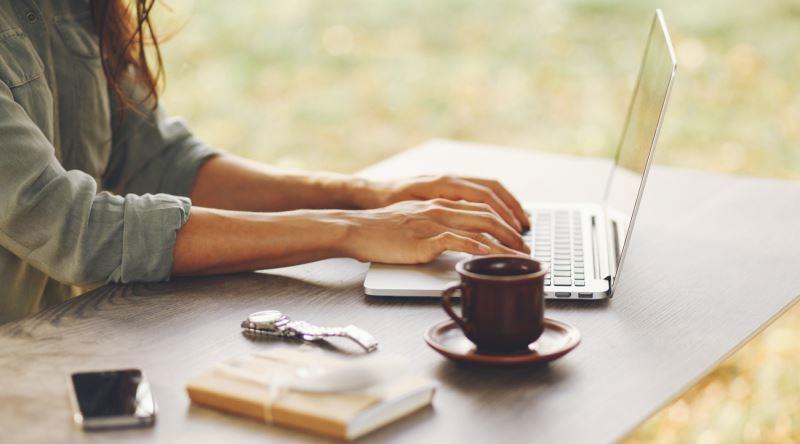 evde blog yazmak