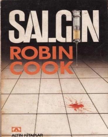 Robin Cook Salgın Pdf E-kitap indir