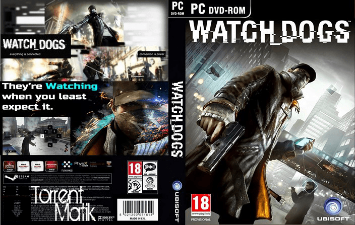 Watch Dogs [RELOADED] Torrent İndir