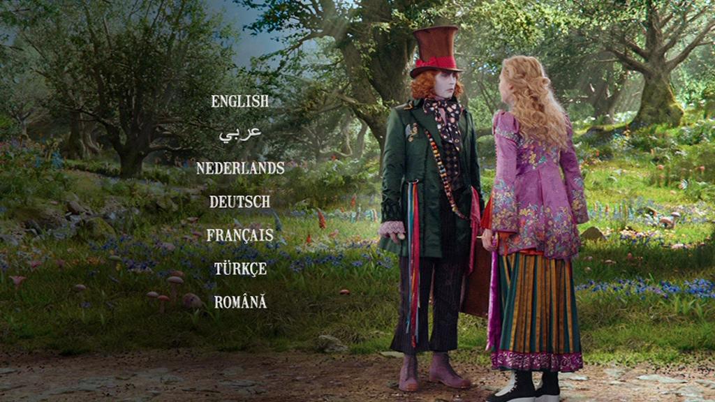 Alis Harikalar Diyarında: Aynanın İçinden 2016 DVD-9 DUAL TR-ENG DUAL TR-ENG Türkçe Dublaj - Tek Link Film indir Tek Link  indir