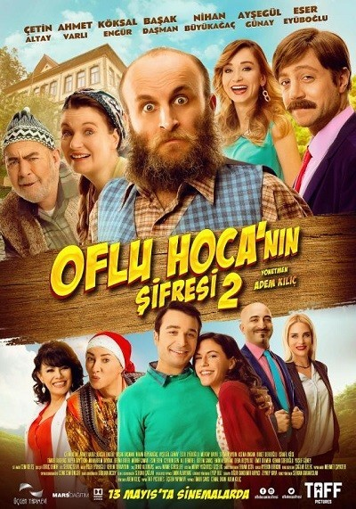 Oflu Hoca'nın Şifresi 2 2016 DVDRip 720p Sansürsüz Yerli Film – Tek Link