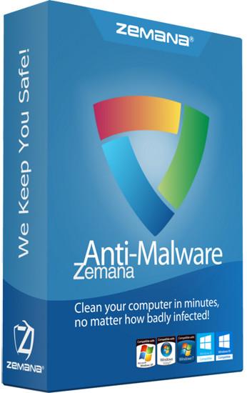 Zemana AntiMalware Premium 2.50.2.80