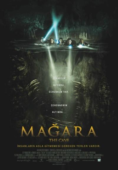 Mağara - The Cave (2005) türkçe dublaj film indir