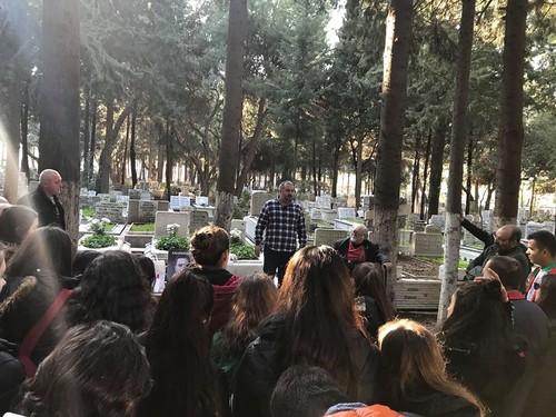 1998 yılında kaybettiğimiz Voleybol Şube Eski Başkanlarımızdan Dr. Tibet Kızılcan mezarı başında anıldı.